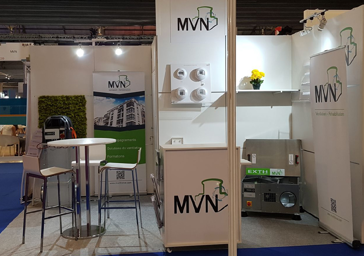 MVN, H'EXPO 2018